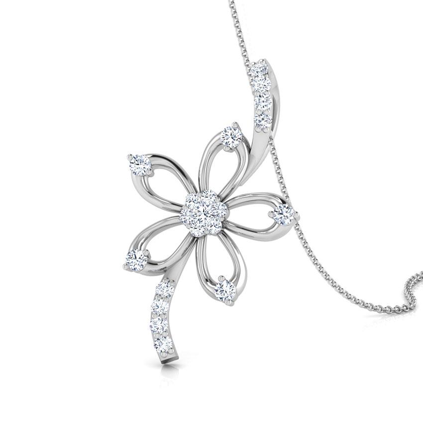 Lily Flower Pendant