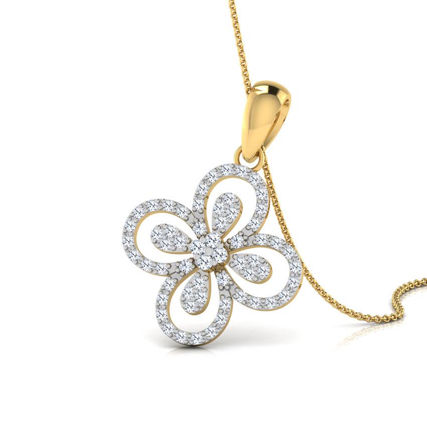 Nizana Floral Pendant