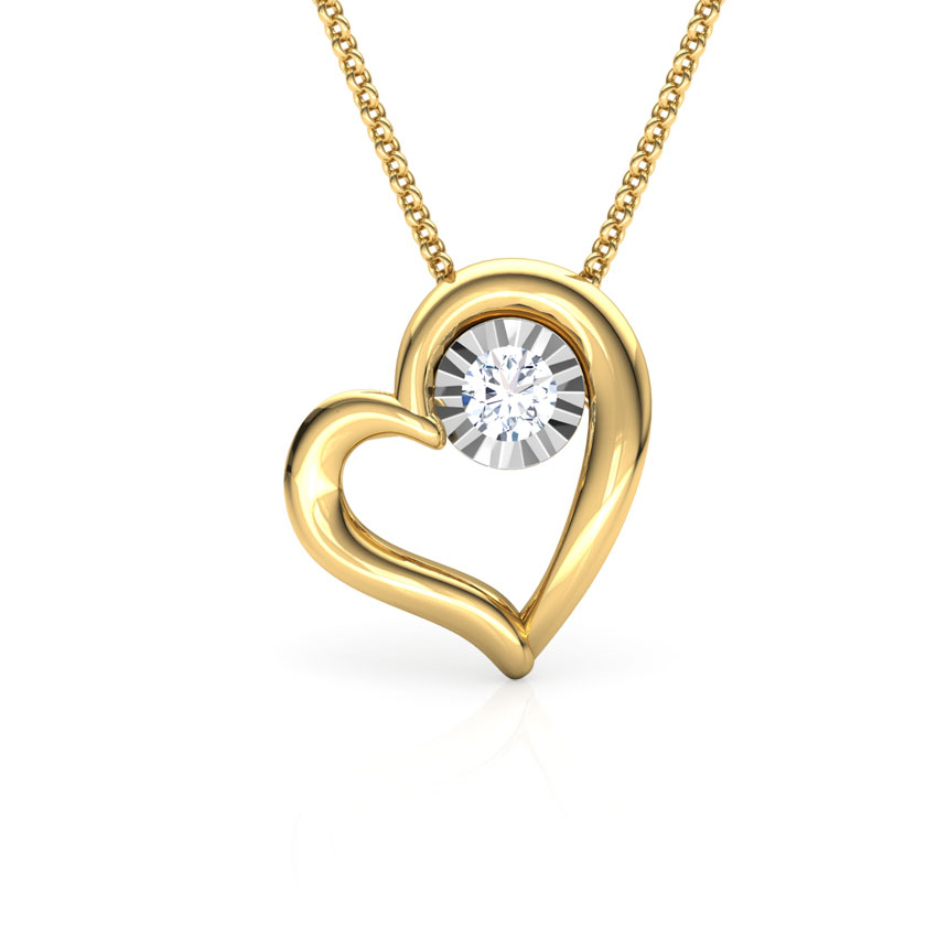 In Love Miracle Plate Pendant