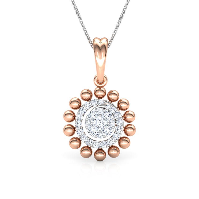 Halo Beads Pendant