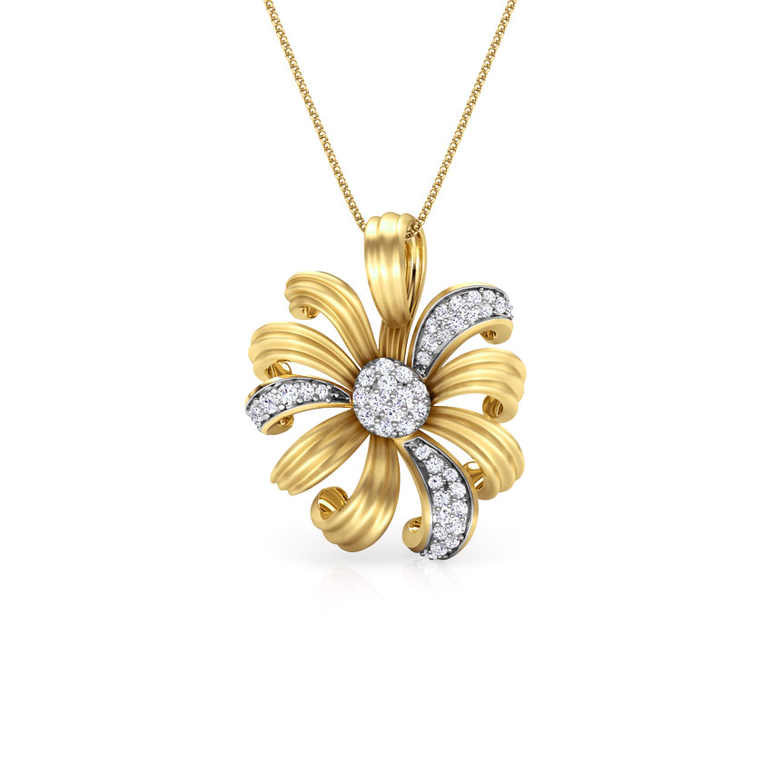 Daisy Bloom Pendant