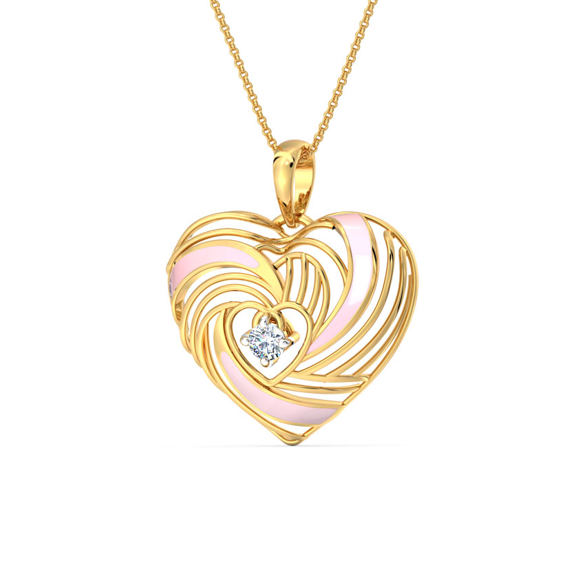 Amore Lattice Pendant