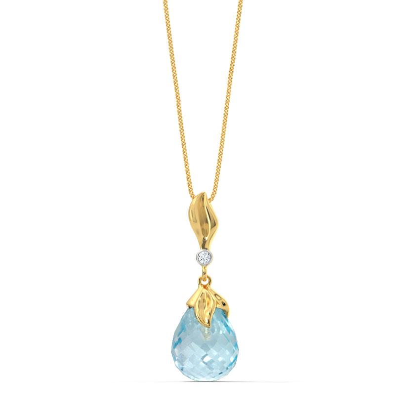 Elegant Dewdrops Pendant
