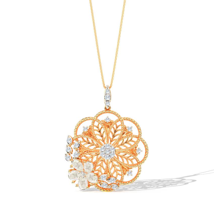 Oriana Blossom Pendant