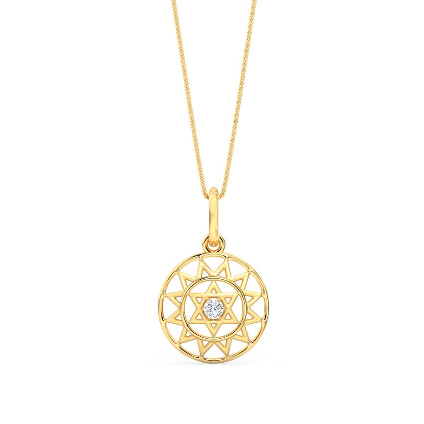 Anahata Heart Chakra Pendant