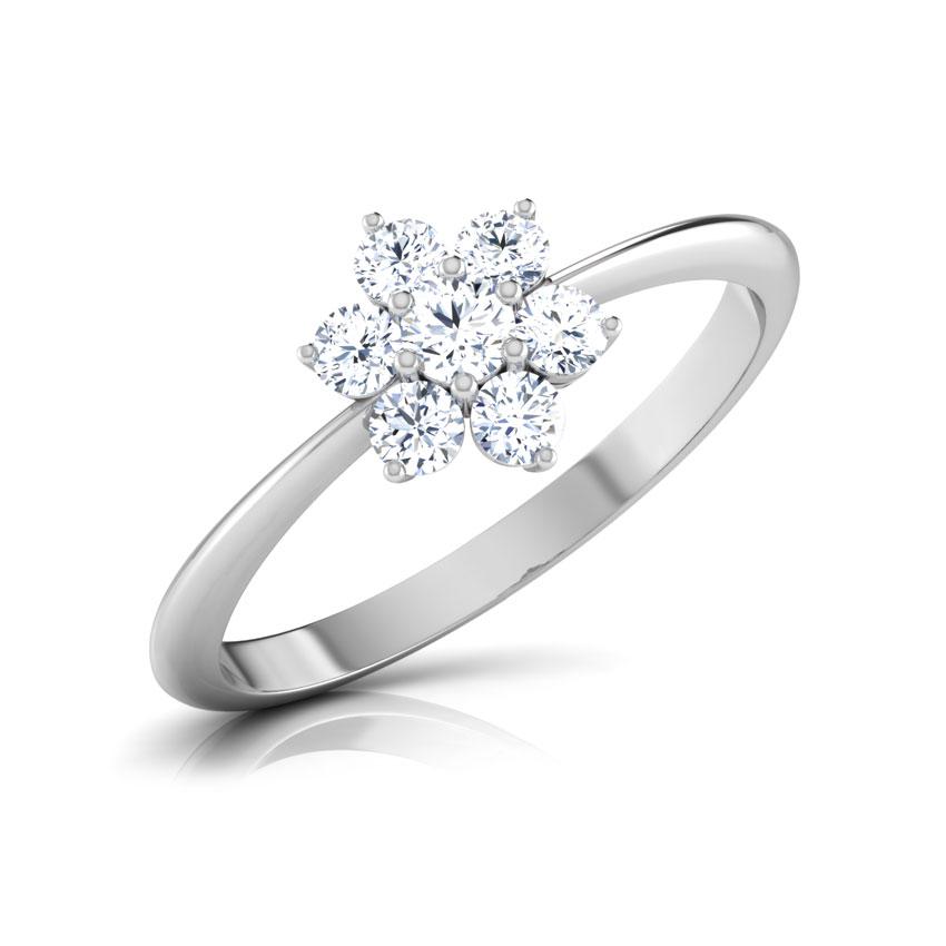 Classic 7-Stone Diamond Ring