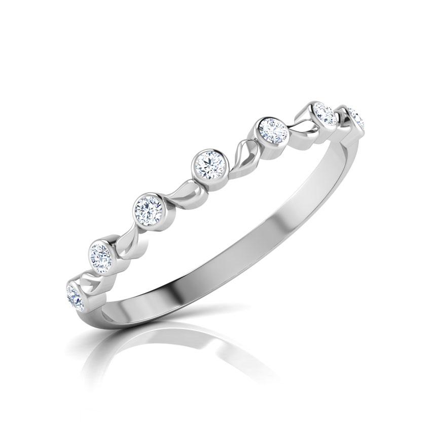 Floral Dot Ring