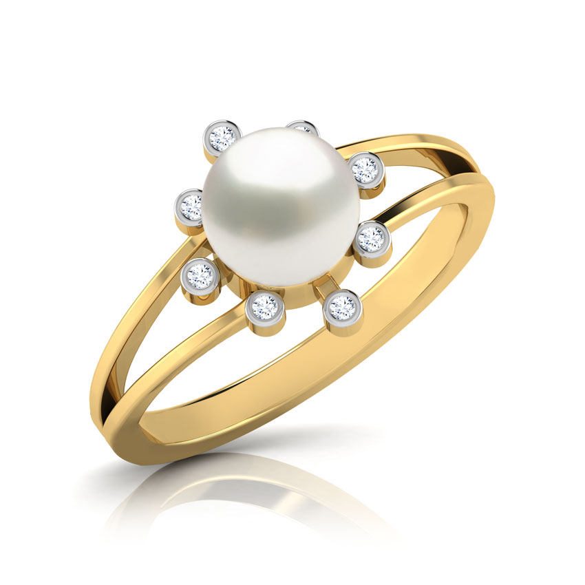 Vedette Pearl Ring
