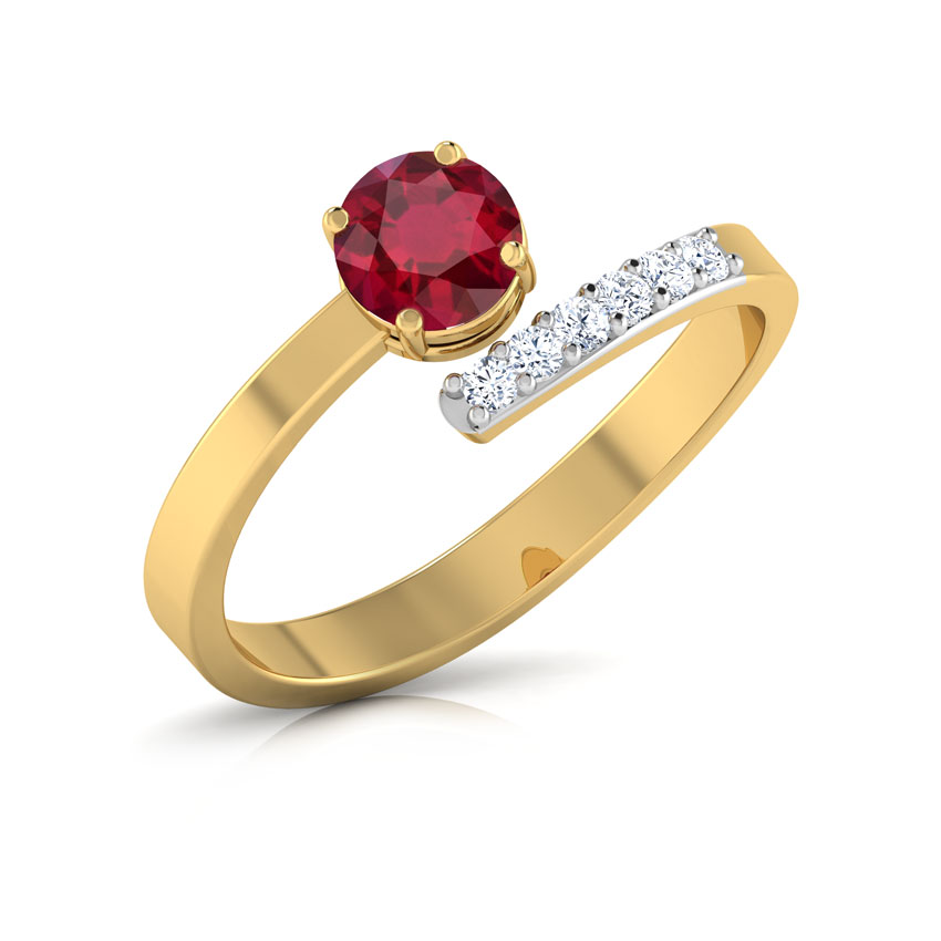 Promise Ruby Ring