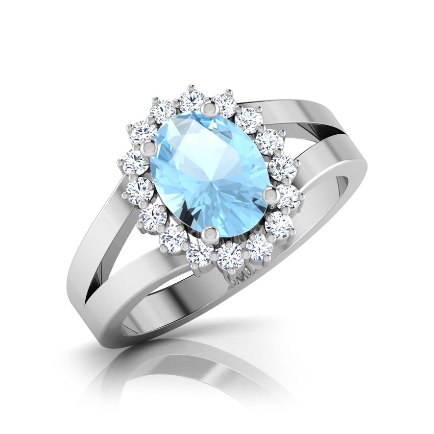 Radiance Topaz Ring