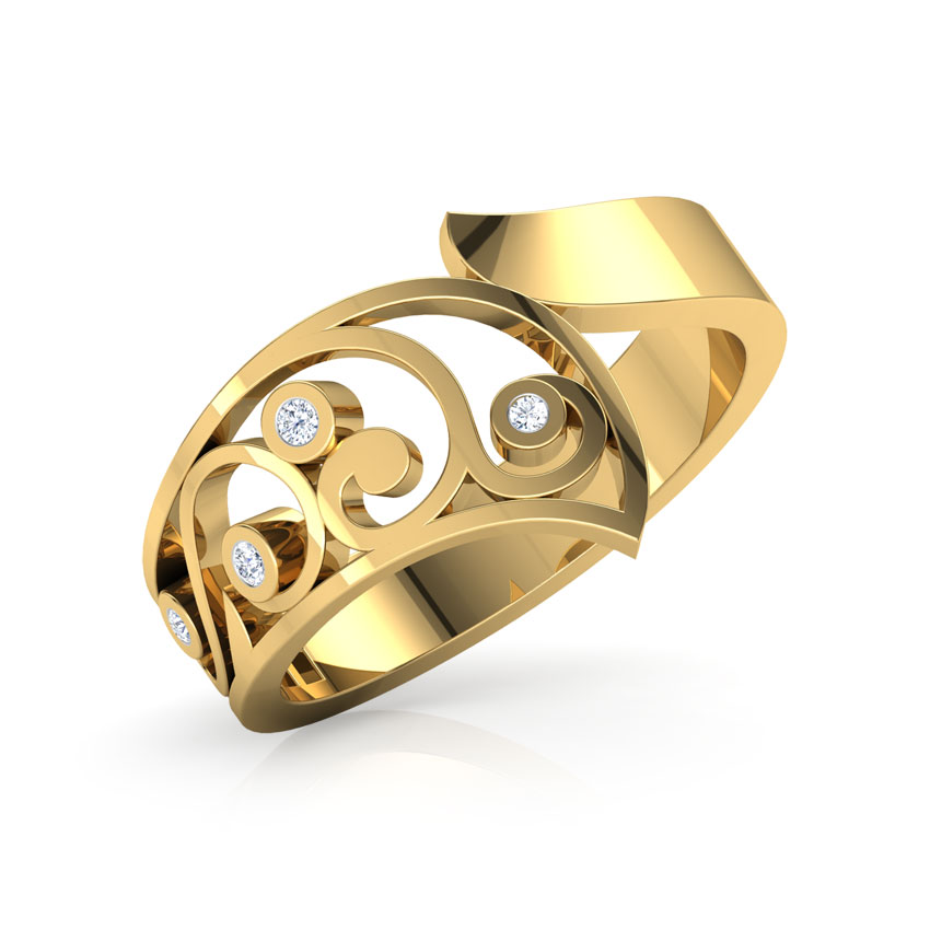 Celestial Sparkle Ring
