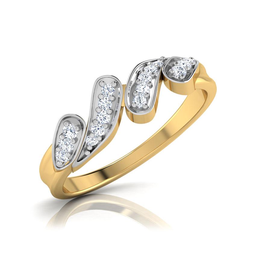 Oyster Facade Ring