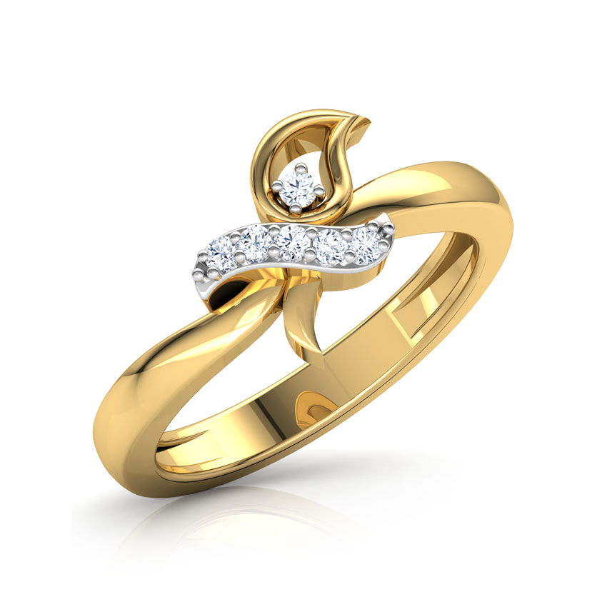 Clutch of Love Ring