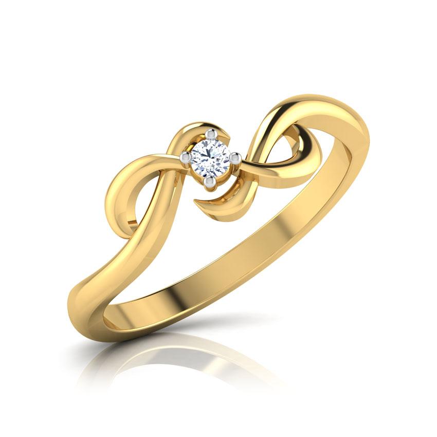 Royal Twist Ring
