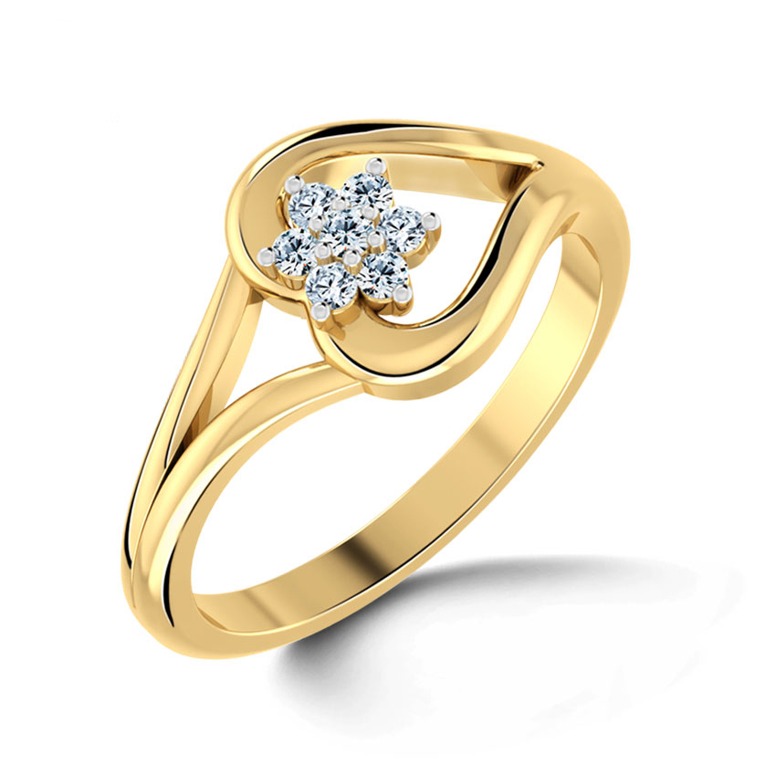 Sweetheart Ring Jewellery India line CaratLane