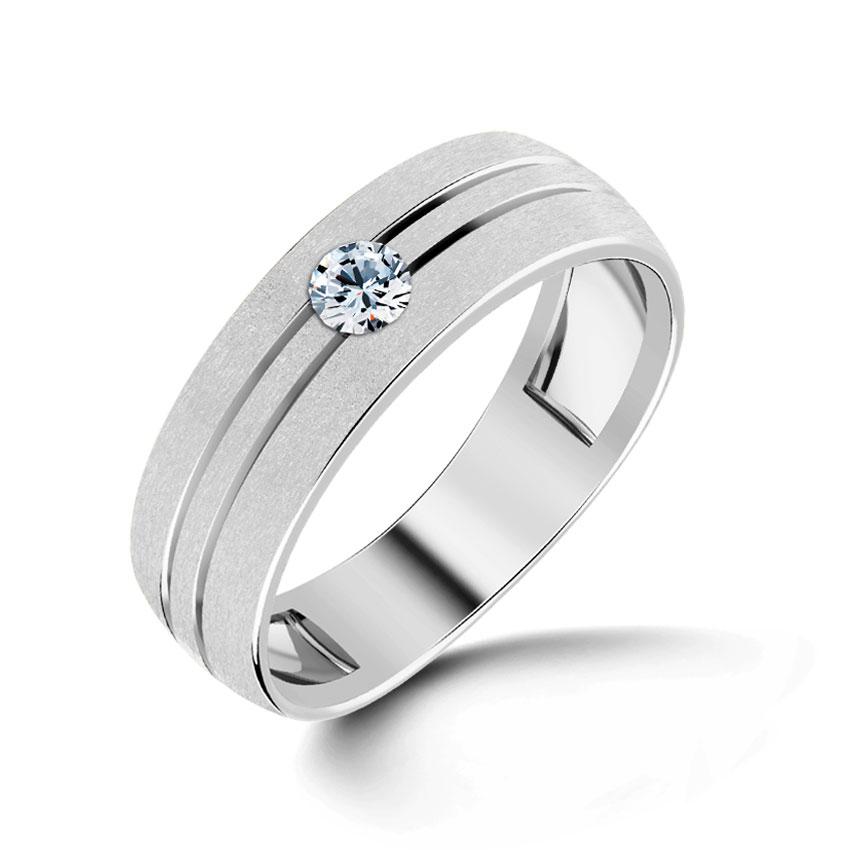 Sempre Diamond Ring for Men