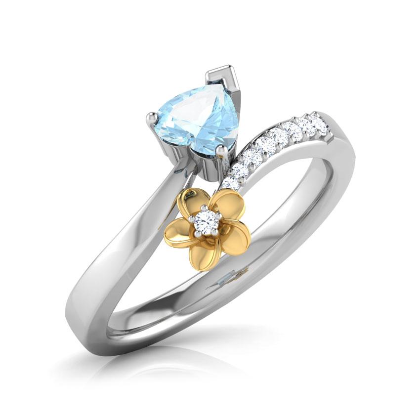 Blue Paradise Ring