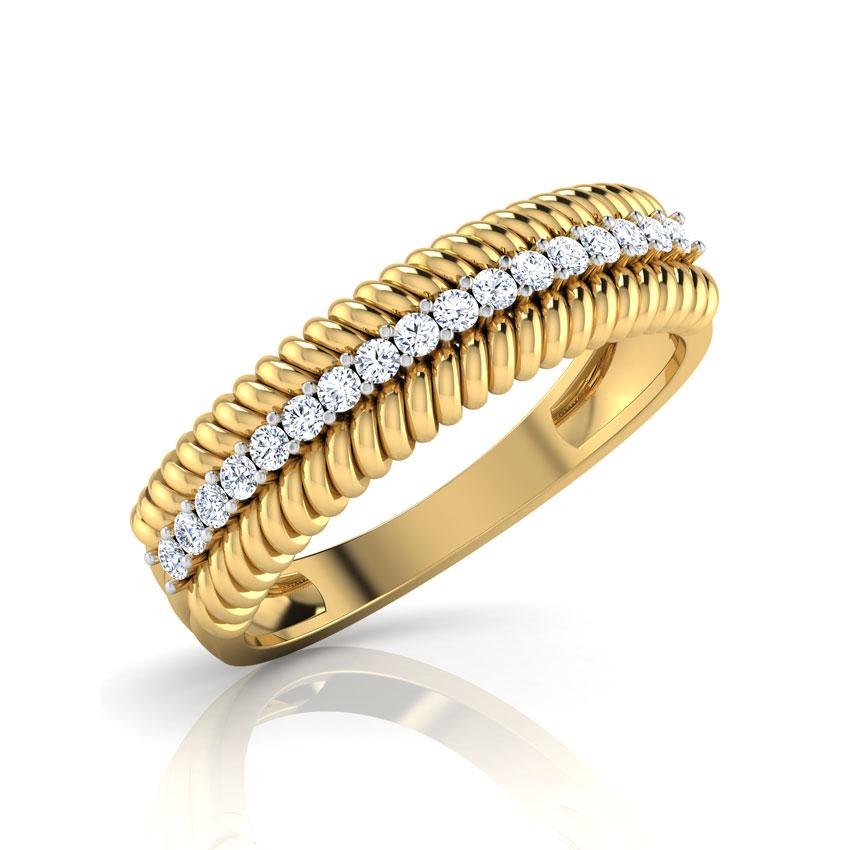 Stellar Serrate Ring