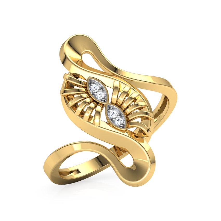 Khloris Flora Ring