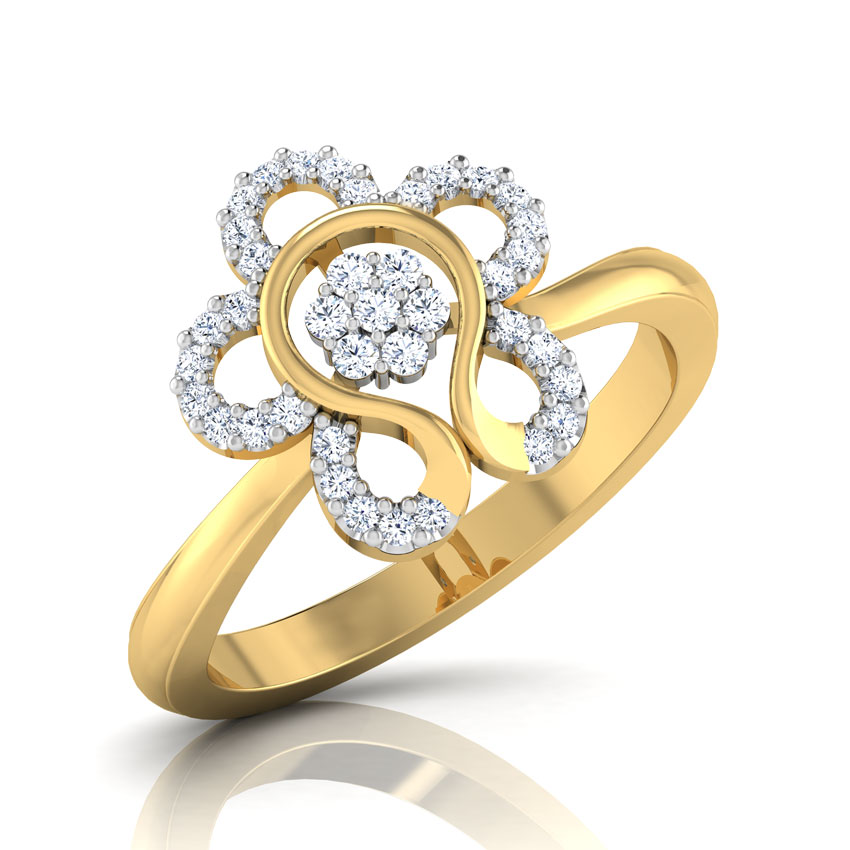 Lois Diamond Ring