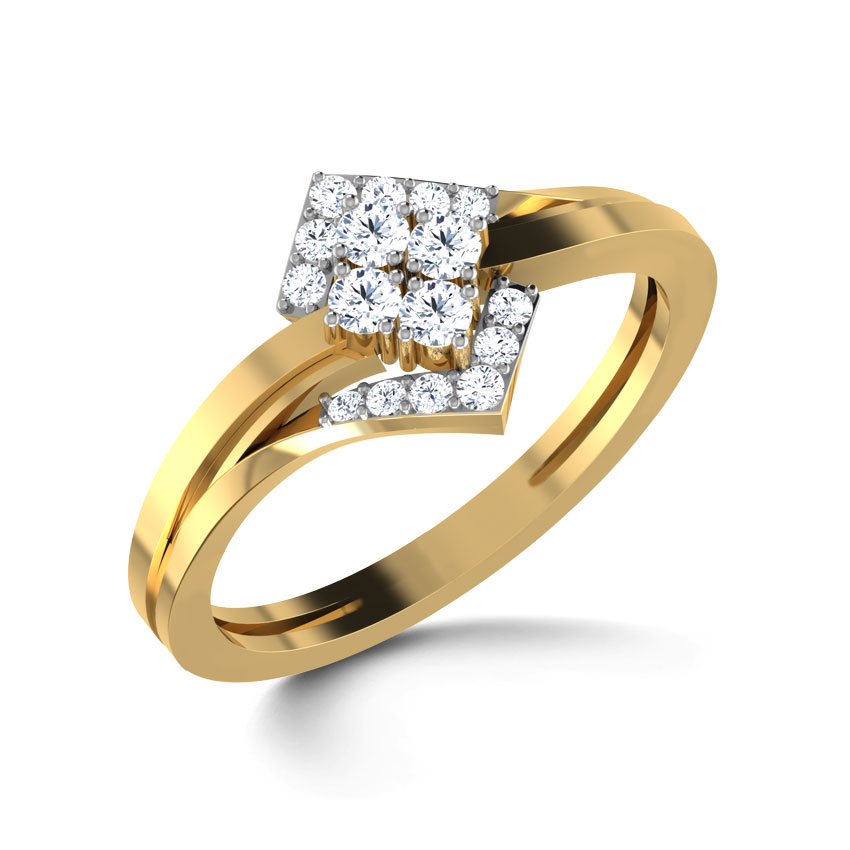 Ferna Diamond Ring