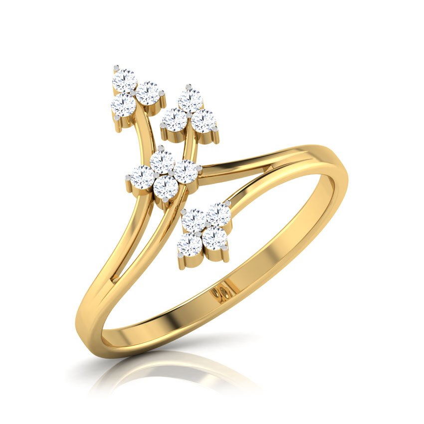 Astral Floral Ring