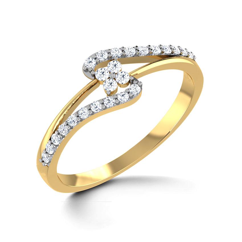 Gelsey Floral Ring