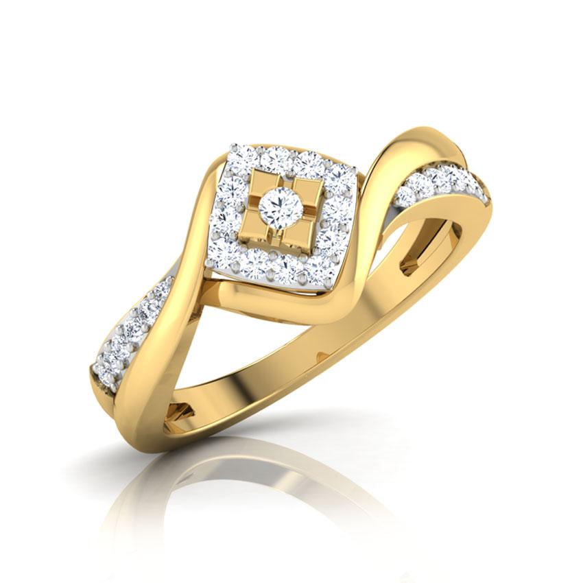 Cara Cluster Ring