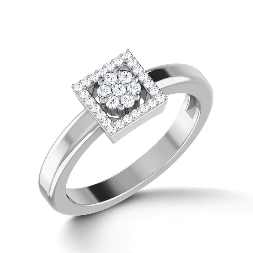 Square Cluster Ring