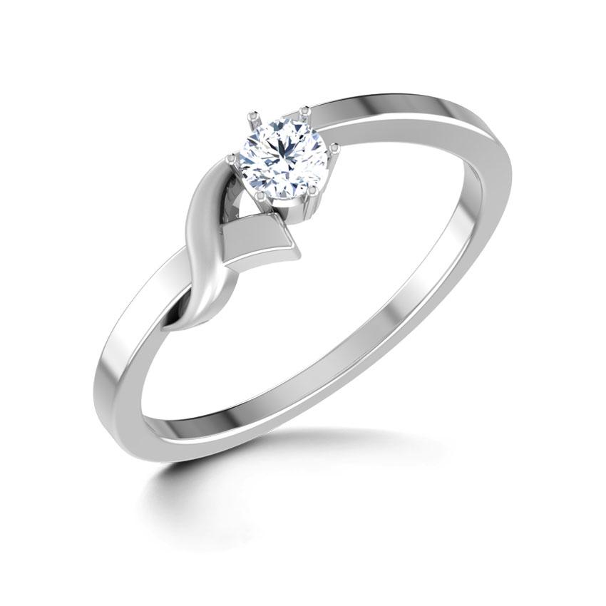 Together Platinum Ring