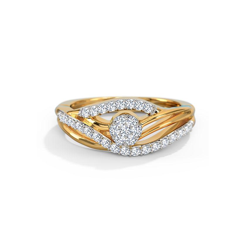 Iris Sparkle Ring