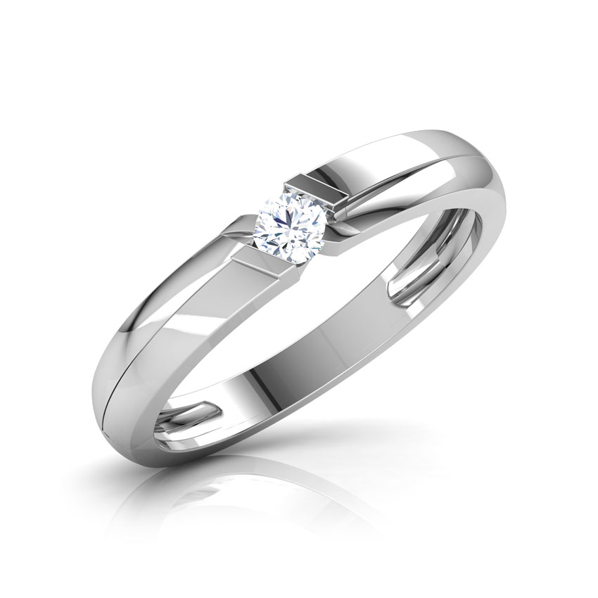Jennifer Platinum Ring for Women