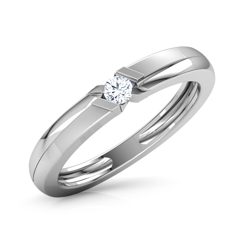 com online india jewellery caratlane wedding lar ring platinum rings entwined heart