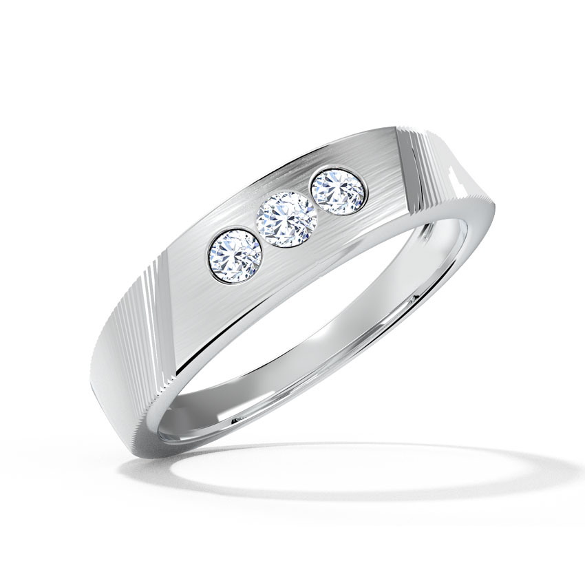 Penny Platinum Band for Her