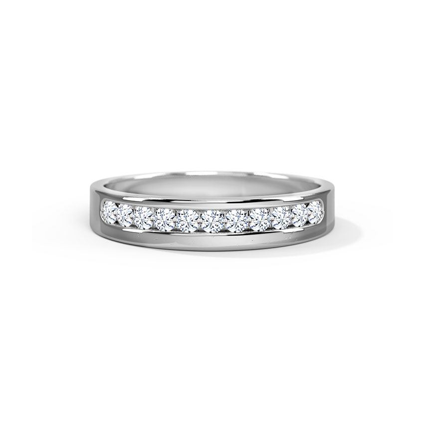 Eden Platinum Ring