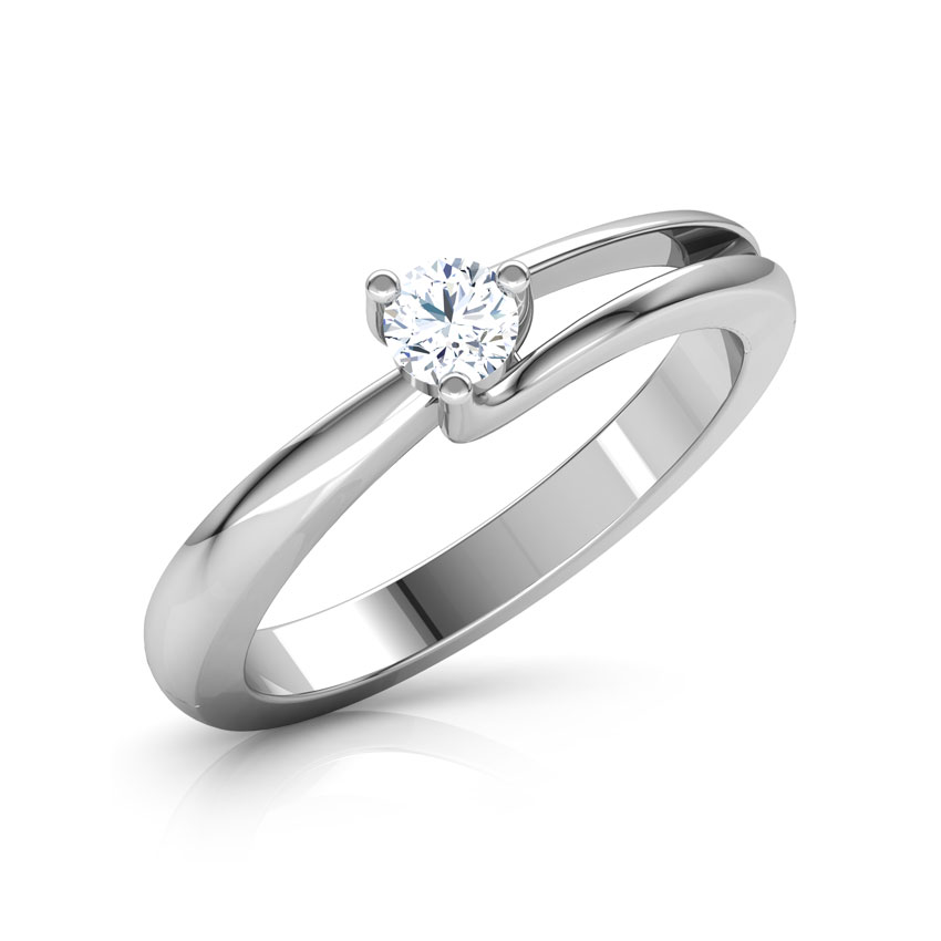 Enshrine Diamond Ring