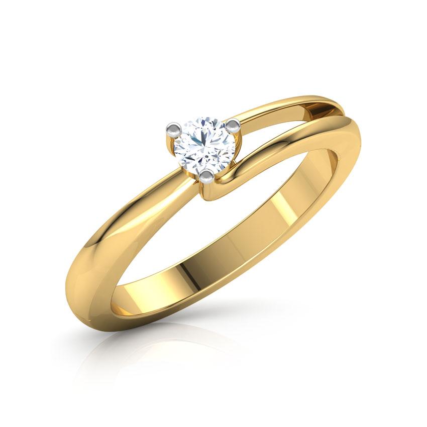 Enshrine Diamond Ring