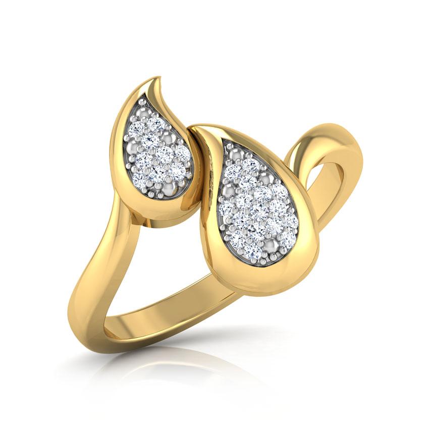 Afsheen Paisley Ring