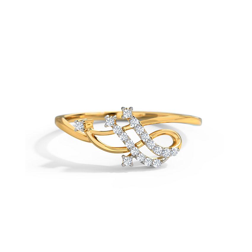 Laya Twirl Ring