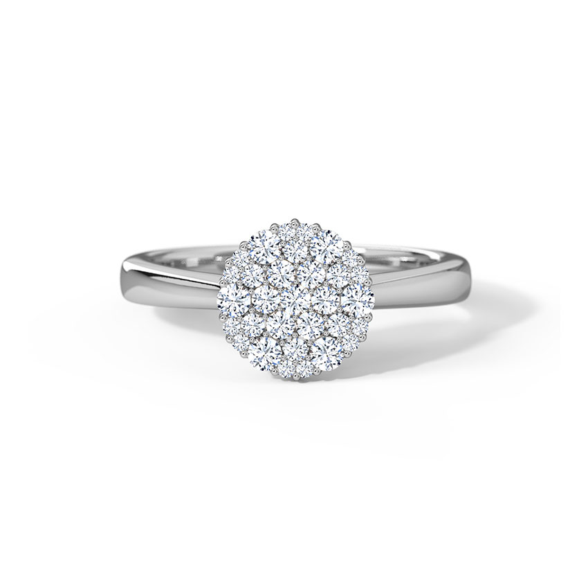 Myra  Rounded Ring