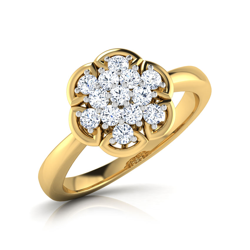Flora Cluster Ring