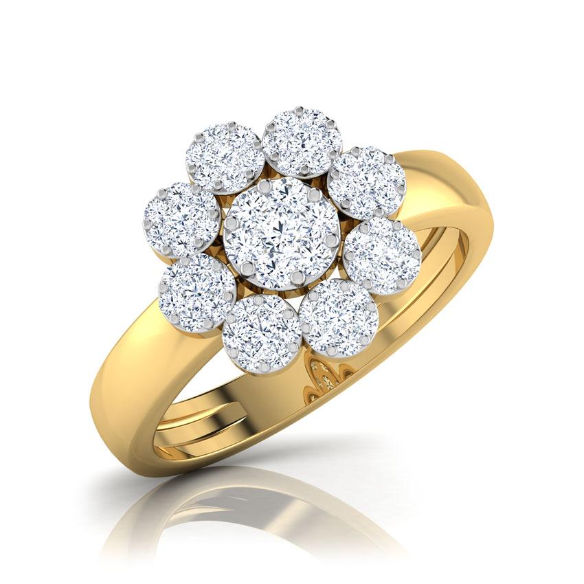 Cluster Bloom Ring