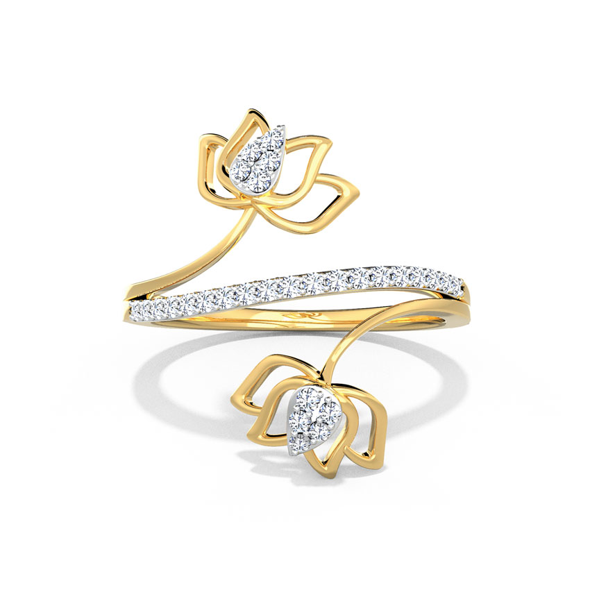 main diamond in ring for ct rings t white shop wrapped w product macys image gold created crossover fpx