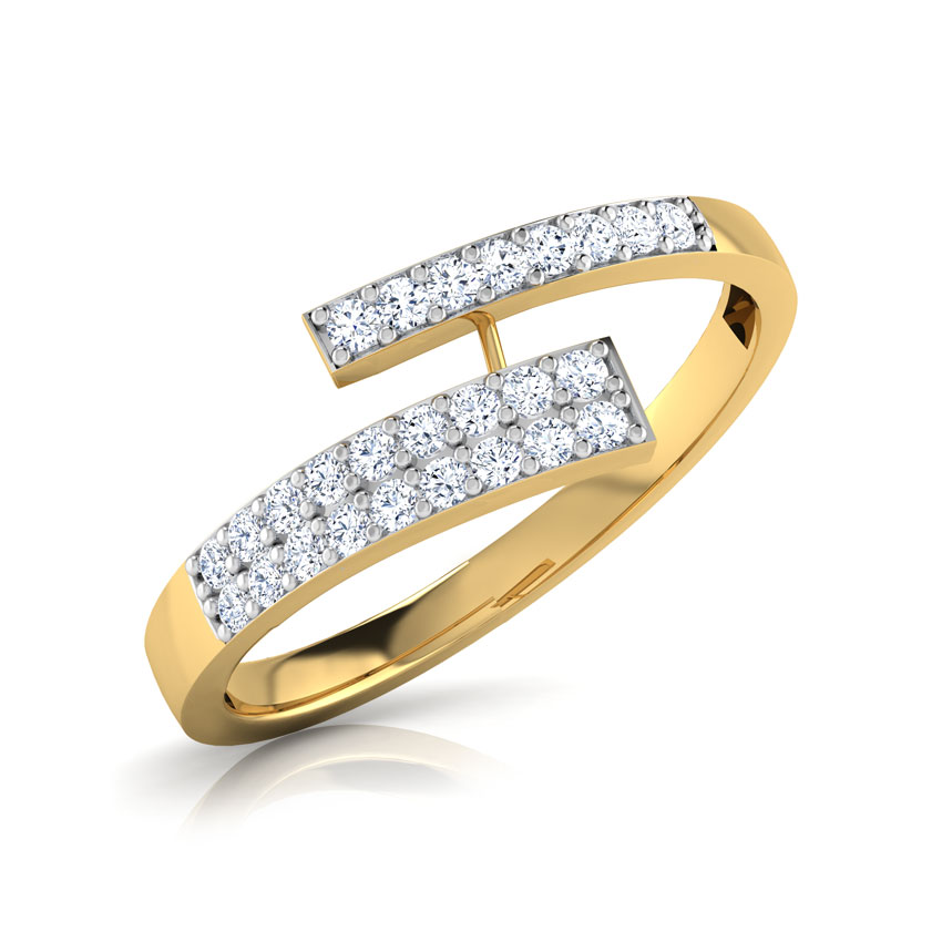 Linda Arc Ring