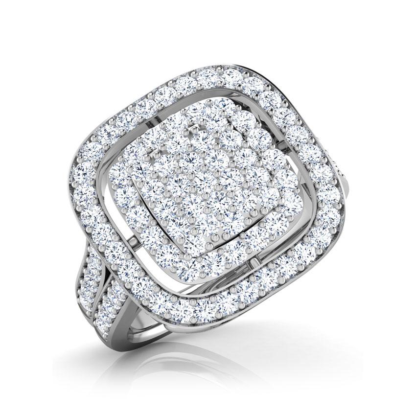 Sia Grand Diamond Ring