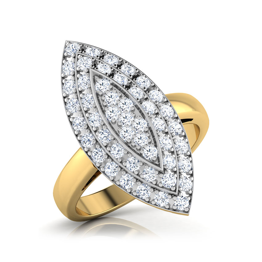 Erin Marquise Sparkle Ring