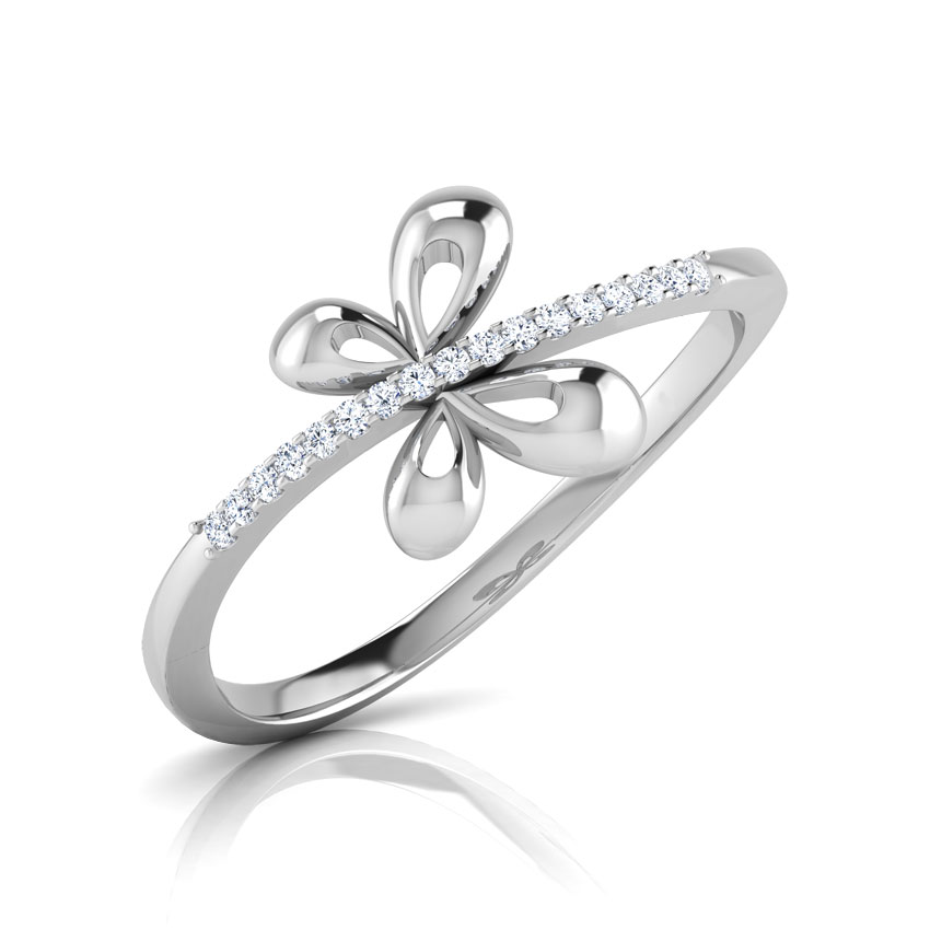 Flicker Butterfly Ring