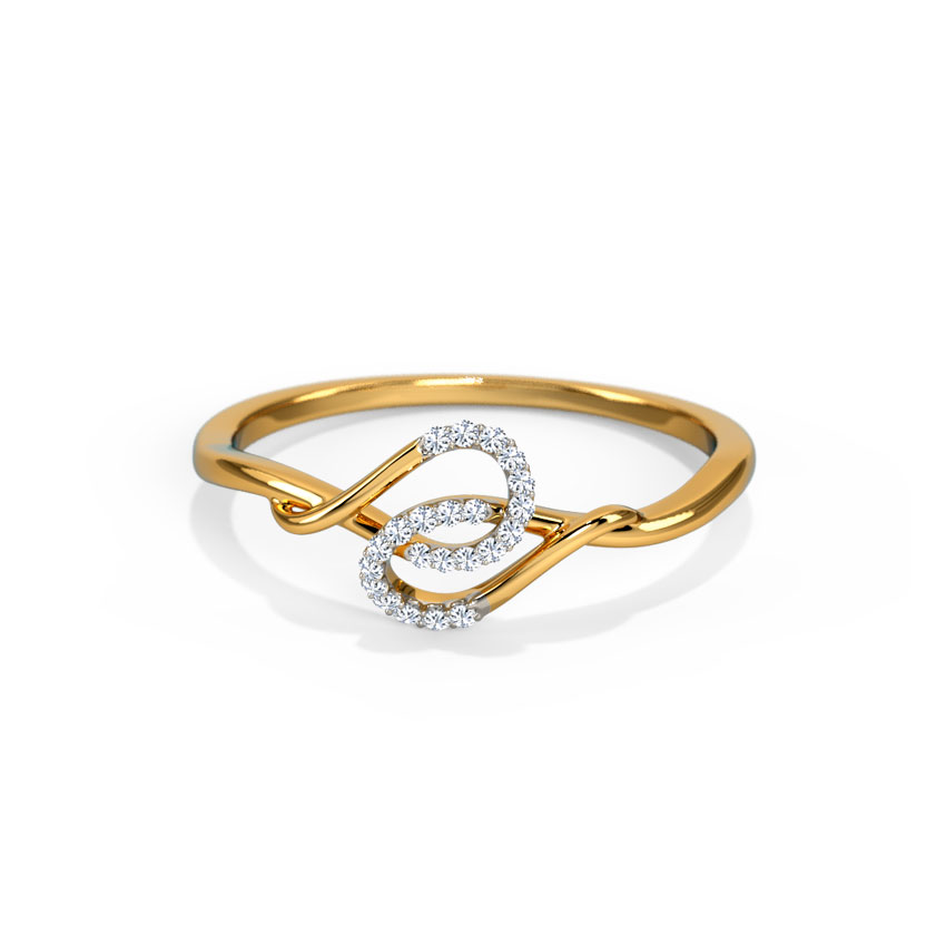 Cleora Knot Ring