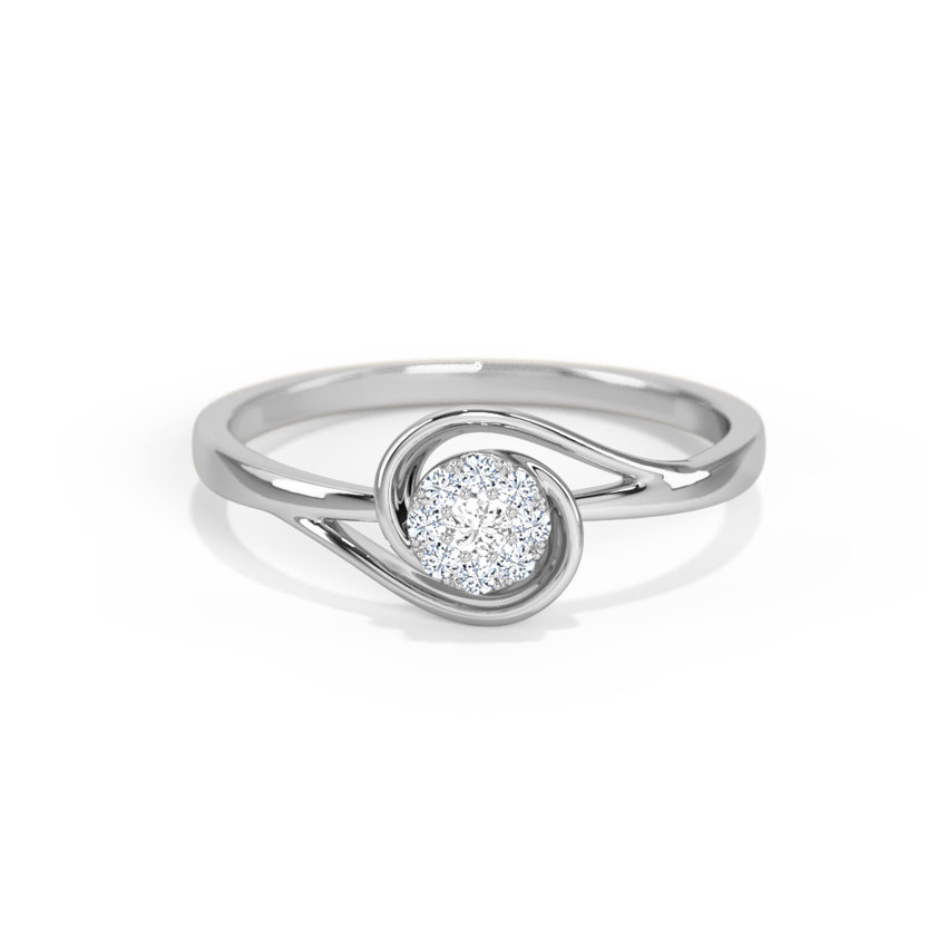 Barbara Curve Ring
