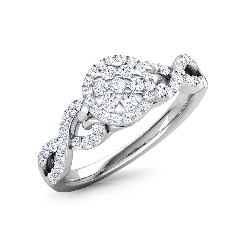 Lyra Braided Ring